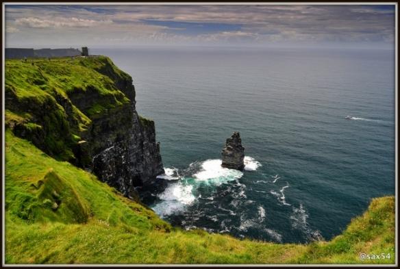 Giant Cave- Le Cliff of Moher-Le scogliere più famose d'Irlanda
