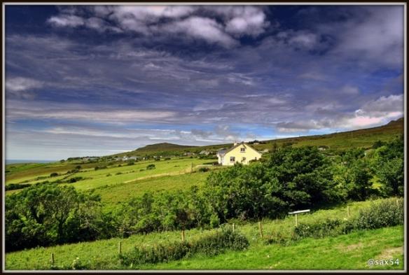 Il paesaggio del Connemara