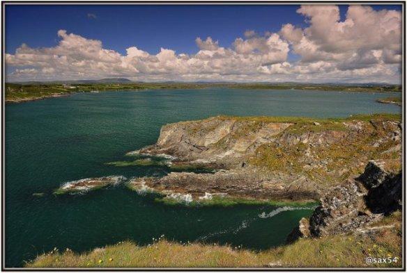 Contea di Cork-Il primo delle 5 dita Streek Head