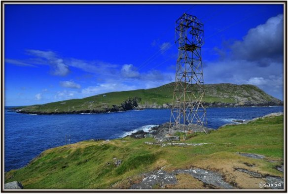 Secondo dito- Penisola di Beara verso Dursey Island
